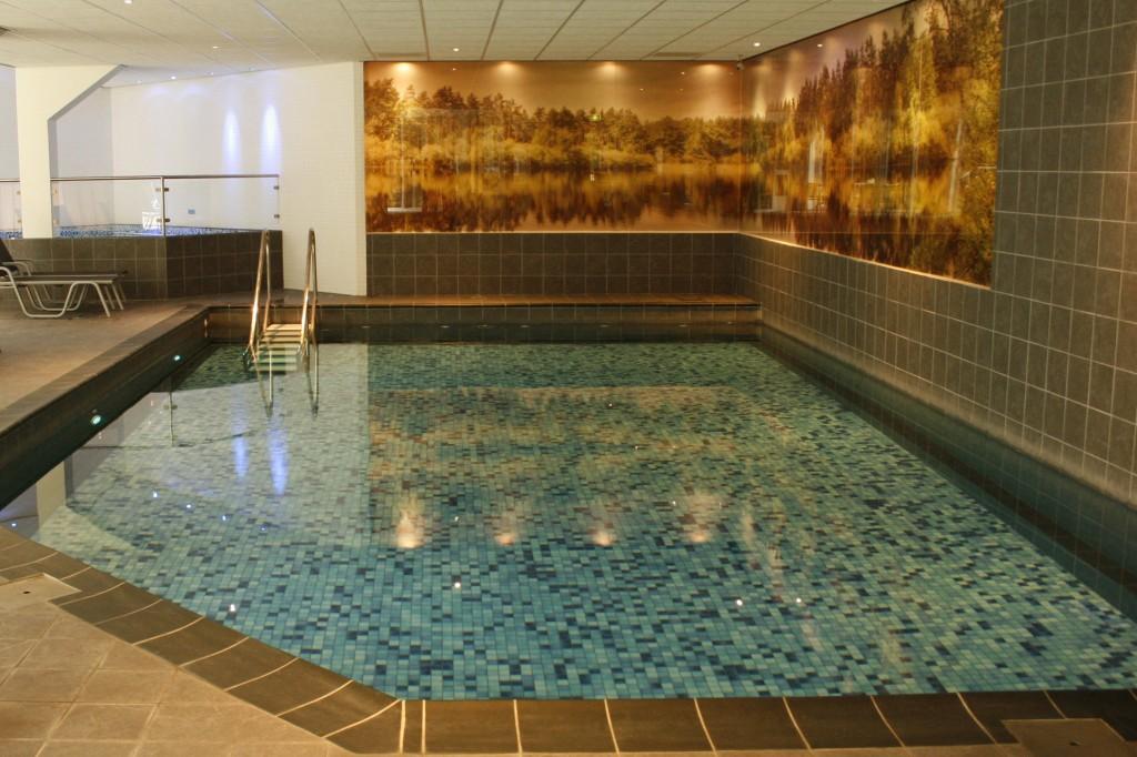 Zwembad betegeling W vd Eijnde