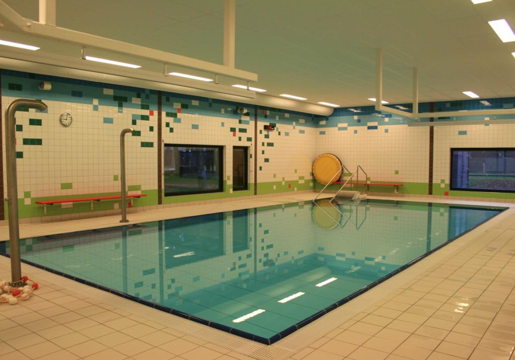 Zorg zwembad